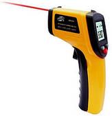 Пирометр инфракрасный с лазерным указателем Benetech GM320 (SRG320) (-50...+380 ?C, 12:1)