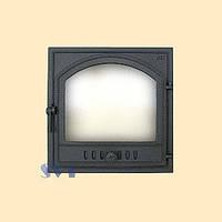 Каминная дверца 405 SVT герметичная со стеклом