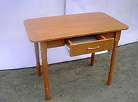 Стол кухонный простой с ящиком Барвинок