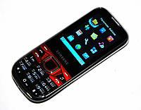 Телефон Samsung LY 209 - 2 SIM, FM, MP3!