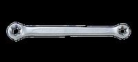 Ключ накидной двухсторонний Е-типа звездочка 14х18мм KING TONY