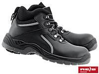 Рабочие ботинки с металлическим носком