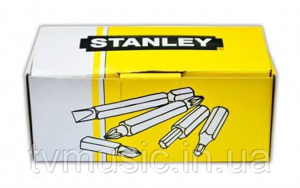 Набор отверточных насадок STANLEY 100 шт