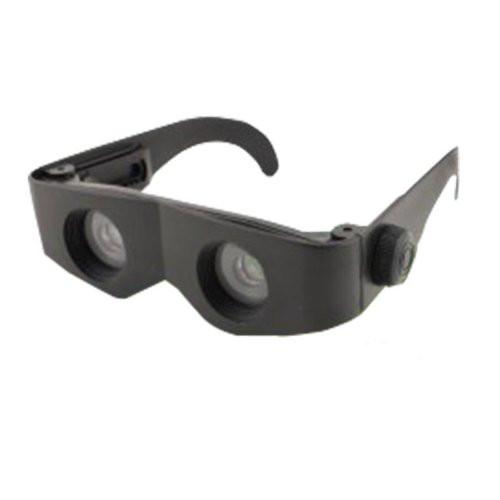 Очки, с увеличительным стеклом, бинокль, ZOOMIES