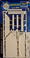 Зажимы для фиксации наждачной бумаги, Trumpeter 09919