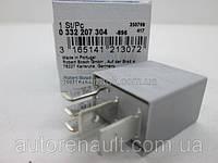Реле многофункциональное автомобильное (сила тока 20А) на Рено Трафик 01> Bosch (Германия) 0332207304