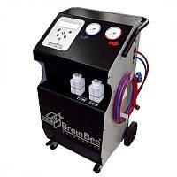 Автоматическая установка для заправки автомобильных кондиционеров BRAIN BEE 6000 PLUS (модель с принтером)