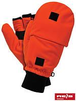 Утепленные перчатки рабочие
