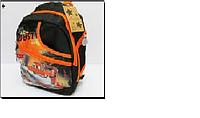 Детский дошкольный рюкзак Тачки Cars литачки