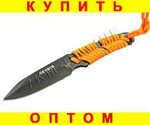 Нож Gerber, фиксированное лезвие серрейтор