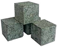 Набор камней EOS Cubius natural кубической формы 20 шт для Mythos S35