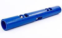 Вайпер функціональний тренажер VIPR MULT-FUNTION TRAINER RI-7720-8 (8кг 14cm,l-107см, синій)