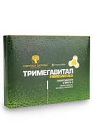«Тримегавитал» Сибирский лен и омега-3 Поддержание волос и ногтей в отличном состоянии.
