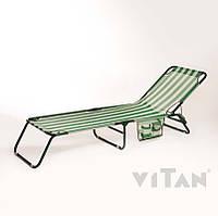 Раскладушка VITAN «Диагональ»