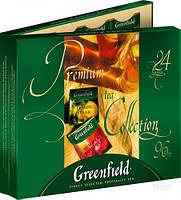 Чай Greenfield Книжка 96 пакетиков