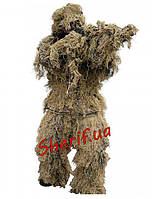 Маскхалат (маскировочный костюм) MIL-TEC Снайпер Desert 11962060
