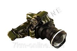 Налобный фонарь Bailong BL-6807