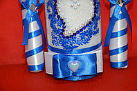 Свадебные свечи очаг №2