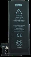 Оригинальные АКБ Golf Li-polymer для iPhone 4S