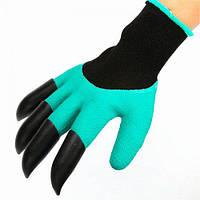 Garden Genie Gloves перчатка для работы в саду и огороде, фото 1