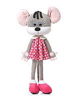 М'яка Іграшка Мишка Кетті 46 см Мягкая игрушка Мышка