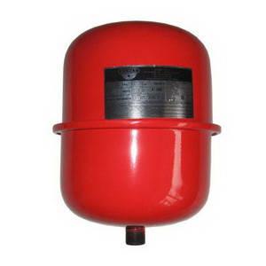 Бак для отопления Zilmet cal-pro 8л.