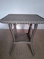 Столик из ротанга Кв75кс
