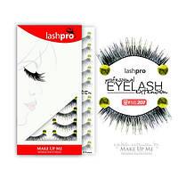 Профессиональный набор ресниц 10 пар - Make Up Me LashPro ML207 - ML207