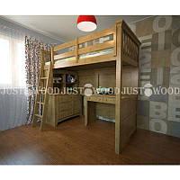 Кровать-чердак для детей «Джерри»