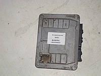 Блок управления двигателем (Skoda Fabia)