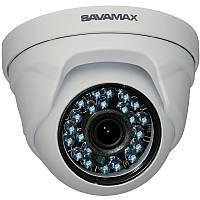 Купольная Ip камера для систем видеонаблюдения SAV 38 D-IP3 на 3Мп