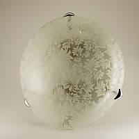 Накладной потолочный светильник для гипсокартонных потолков 2*60Вт Vesta Light 24280
