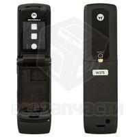 Корпус для мобильного телефона Motorola W375, high-copy, черный