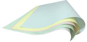 Самокопирующая бумага Giroform в пачках CF, А4 (21х29,70 см), Голубой