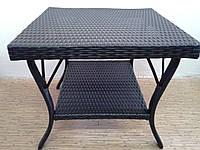 Столик из ротанга К75 ч