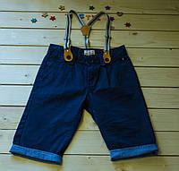 Коттоновые   шорты  для мальчика    рост 140-146 см, фото 1