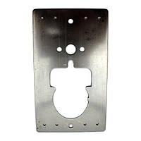 Монтажный стальная пластина Cisa 06429.05 (Италия)