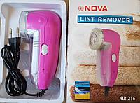 Машинка для удаления катышков электрическая Nova  NLR-216 / От сети 220В