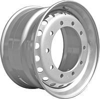 Грузовые диски Kapitan R22,5 11.75 10x335 ET135 DIA281 10 отверстий, под дисковую тормозную систему