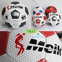 Мяч футбольный BT-FB-0029 PVC 300г 4 цвета в ассортименте