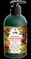 Жидкое мыло Агафьи для рук и тела ягодное