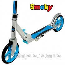 Самокат двухколесный City Scooter Smoby 750316, фото 3