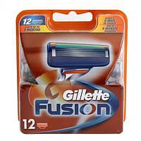 GilletteКартриджиFusion (Сменные кассеты) (12шт)