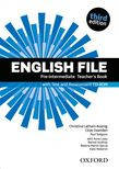 English File third edition Pre-intermediate Teacher's Book with Test and Assessment CD-ROM