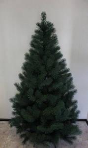 Сосна искусственная литая Люкс 2,1 м, новогодние елки