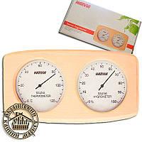 Термометр + гидрометр (двойной), Harvia