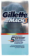 Gillette Бальзам после бритья Mach3 Irritation 5 Defense (100 мл) Колумбия