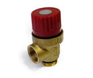 Клапан скидання тиску 1/2 дюйма 2,5 бару