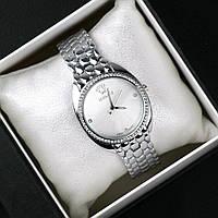 Часы женские наручные Versace Solo серебро с белым
