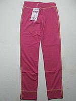 Леггинсы трикотажные для девочек, размеры 104, F&D,  арт. 7290